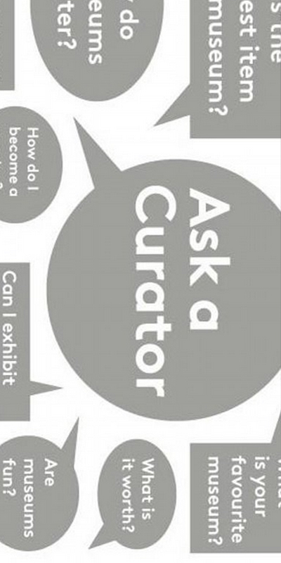 Ask A Curator 2014