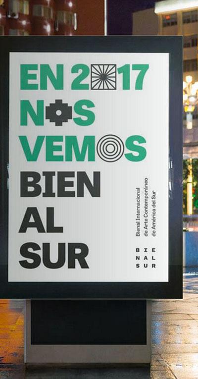 BIENALSUR. Bienal Internacional de Arte Contemporáneo de América del Sur