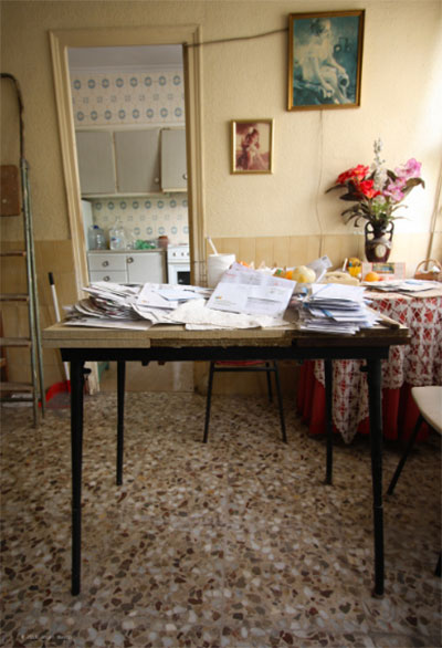 Narrativas de andar por casa: María Alcaide, Ángel Masip, Rodríguez-Méndez y Gonzalo Puch. Un comisariado de Diana Guijarro para el proyecto Conexiones