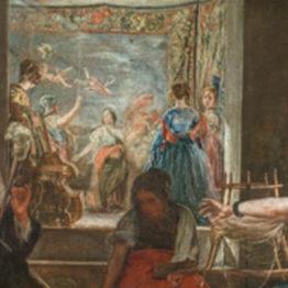 Enmarcando el Prado