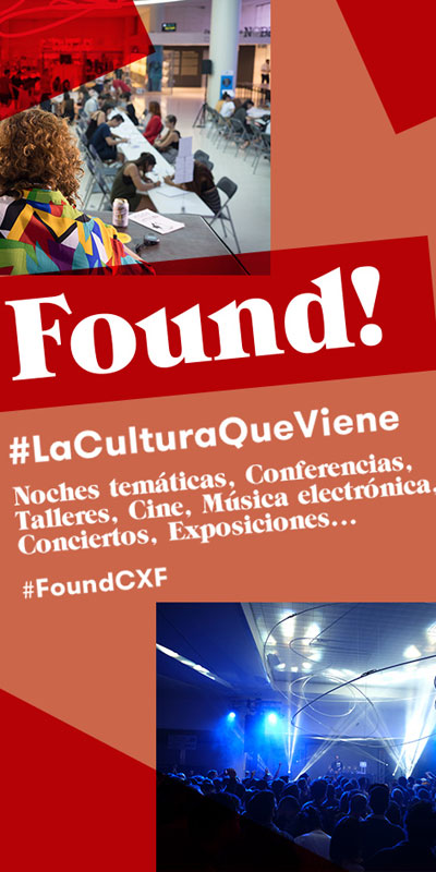 CAIXAFORUM FOUND!