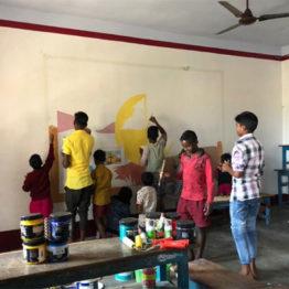 #SOMOSKANVA Un proyecto de inclusión a través del arte