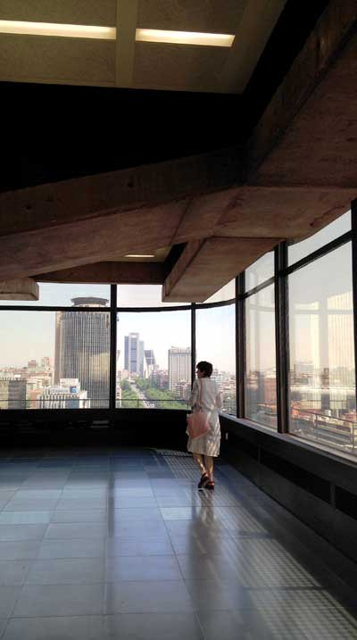 Torre Castellana 81 (BBVA) de Sáenz de Oiza, entre los edificios que se pueden visitar en la próxima edición de Open House Madrid 2017