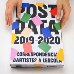 POSTDATA. CORRESPONDENCIAS DE ARTISTA CON LA ESCUELA