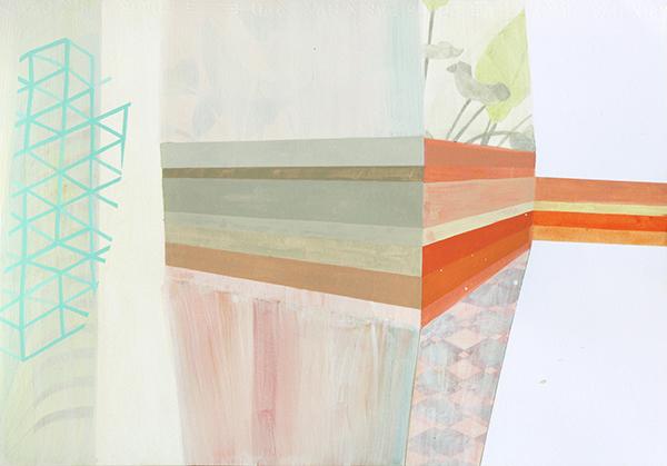 Cristina del Campo. Sin título, 2012. De la serie Entornos