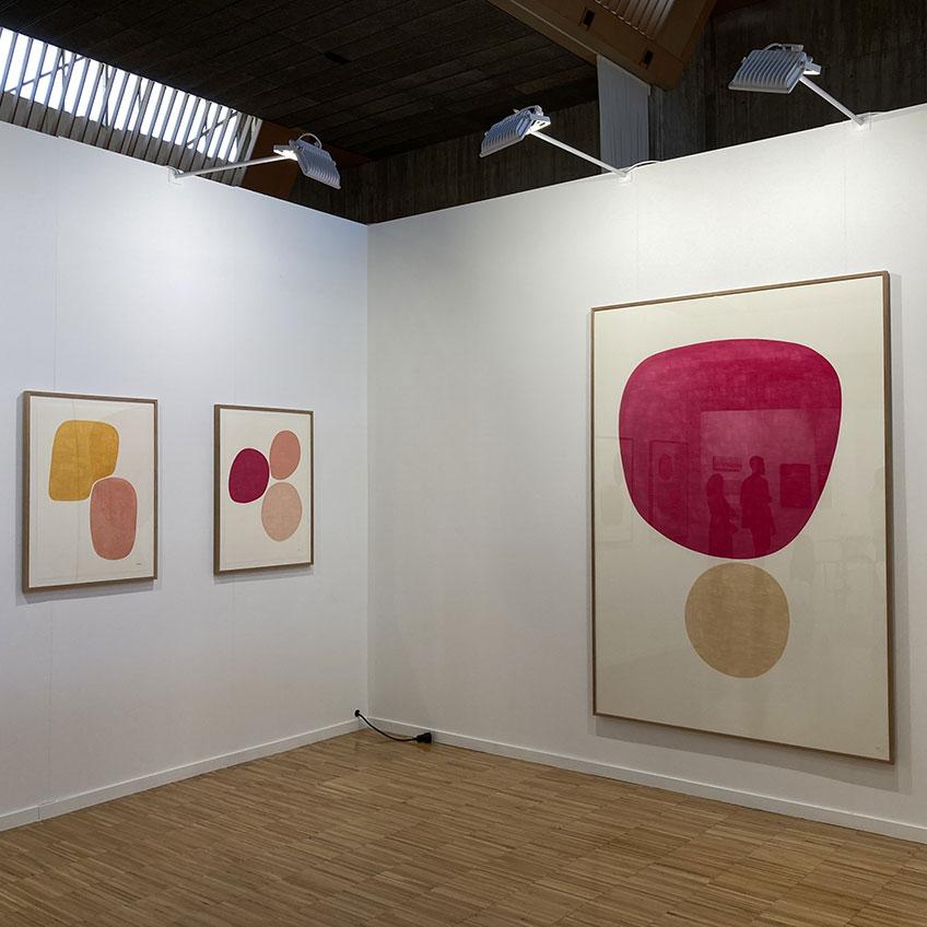 Artesantander 2021. Maru Quiñonero / Galería Álvaro Alcazar. Stand 34