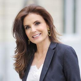 Carmen Reviriego. Presidenta de la Fundación Callia