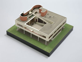 Le Corbusier y Pierre Jeanneret. Villa Savoye Poissy-sur-Seine, Francia. 1929–31. © 2012 Artists Rights Society (ARS), New York/ADAGP, Paris/FLC