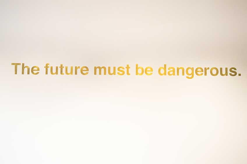 Dora García. The Future Must be Dangerous