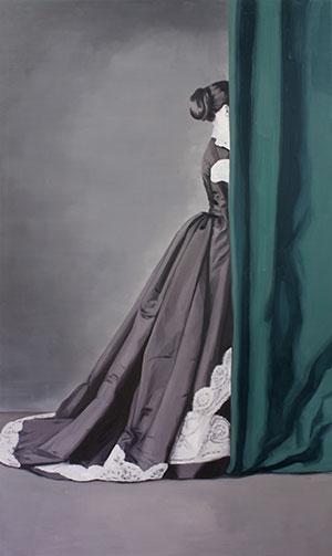 Cristina Toledo. Vanishing. Galeria Pep Llabres