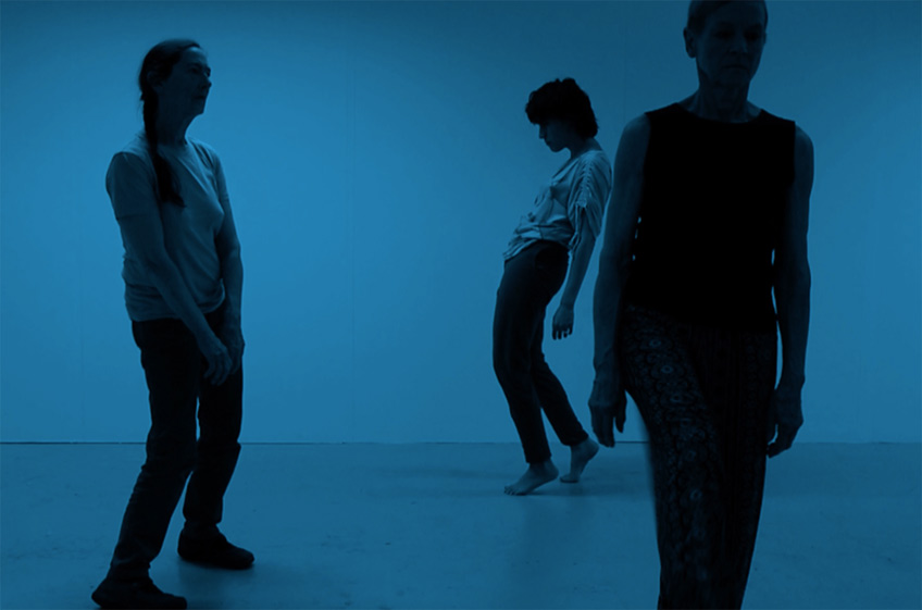 Rosana Antoli. Endless dance. Video-performance. Londres, 2015.