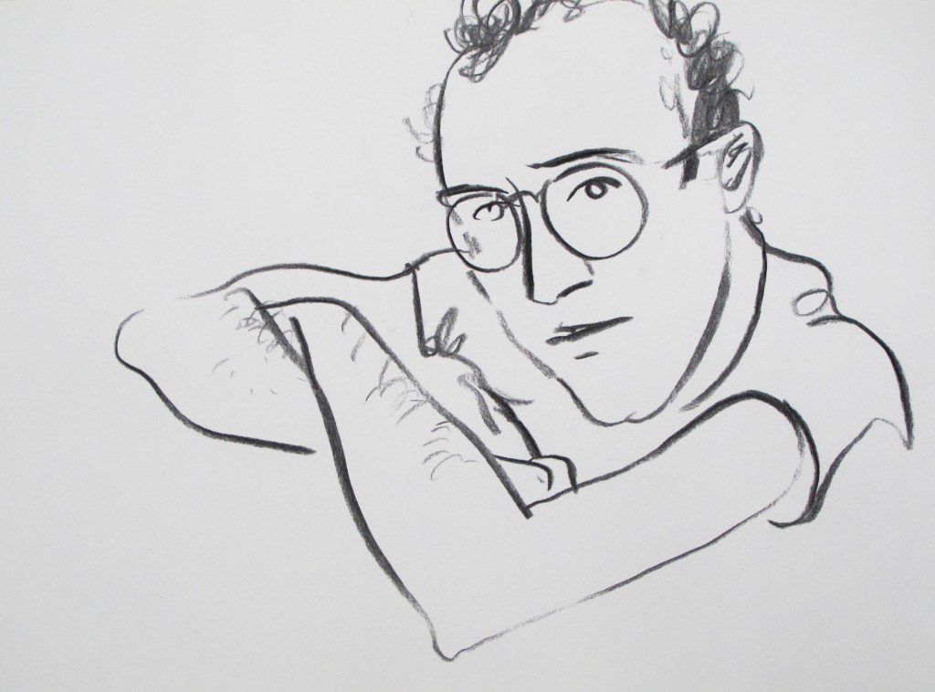 Juan Fernández Álava. Keith Haring, 2014