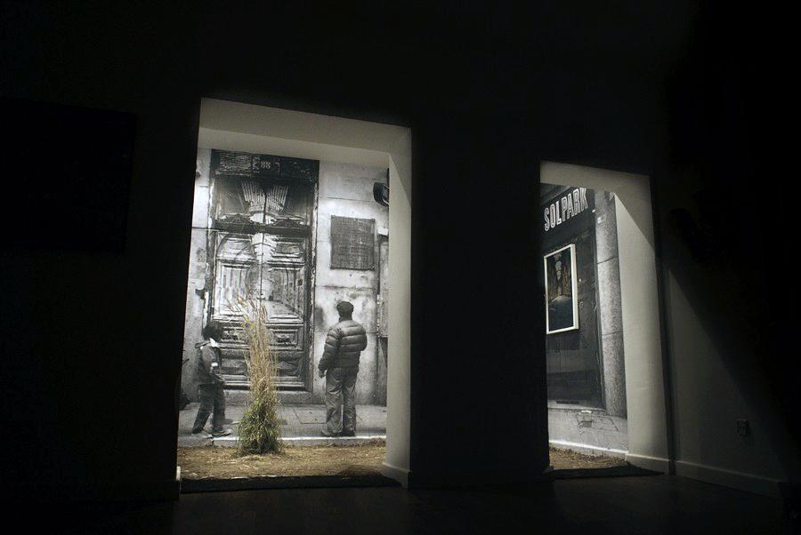 Exposición de Alberto de Pedro en la VAVA Gallery, 2011