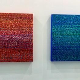 Ana Pérez Ventura. La mesure du Temps. Cortesía H Gallery