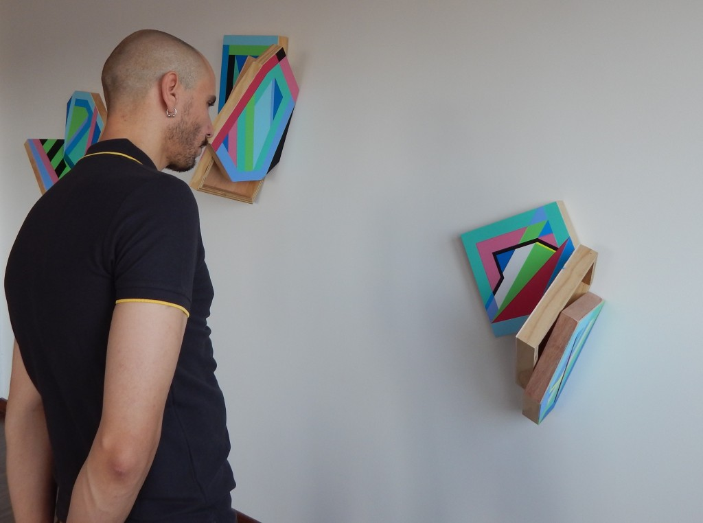 Rubén Fernández Castón. Dictado de colores
