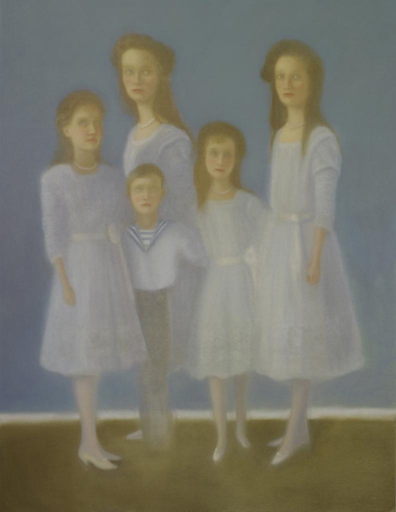 Chechu Álava. Familia rusa, 2010