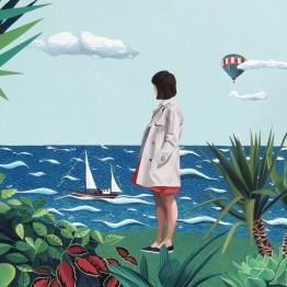 Helena Toraño. Buen otoño nos espera. Vuelve pronto, 2014Jóvenes artistas españolas.