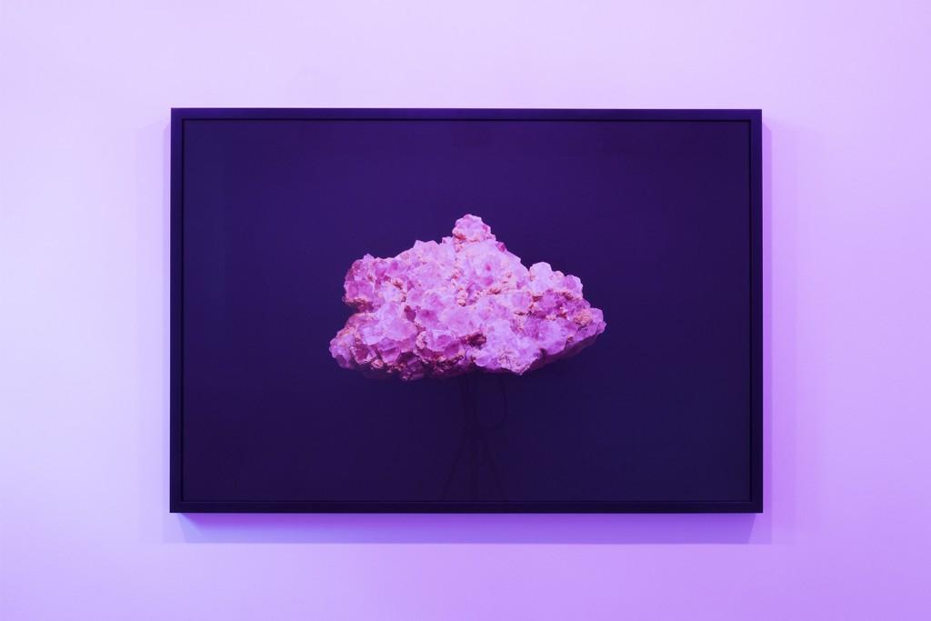 Jorge Isla. LUV-A. Instalación el la Kir Royal Gallery, 2017