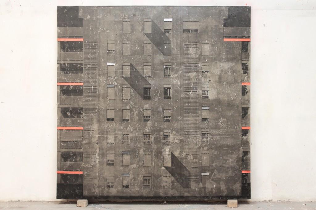 Keke Vilabelda. Three shadows, 2013