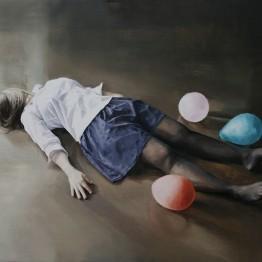 María Carbonell. Corpus no.1. Serie Fake, 2015