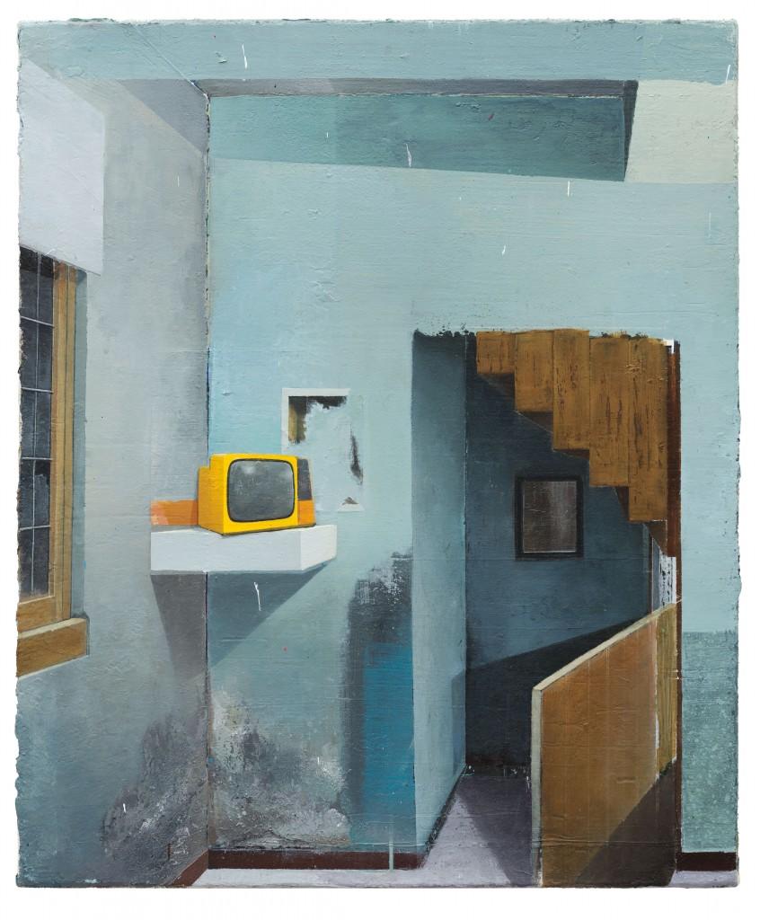 """Carlos Sagrera. Entresuelo""""// """"Mezzanine, 2015"""