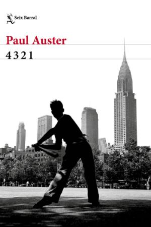Paul Auster. 4 3 2 1