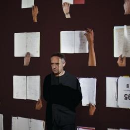 Ferran Adrià. Auditando el proceso creativo. Fundación Telefónica, 2014 © Fernando Maquieira