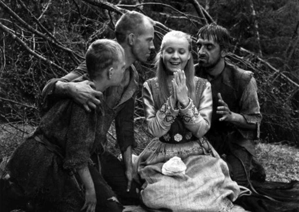 Ingmar Bergman. El manantial de la doncella