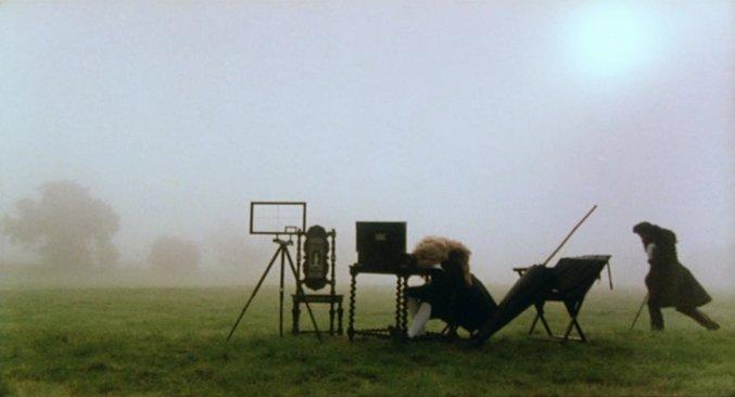 Peter Greenaway. El contrato del dibujante