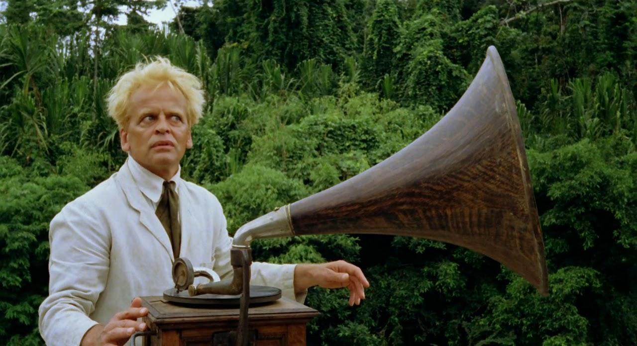 Klaus Kinski en Fitzcarraldo