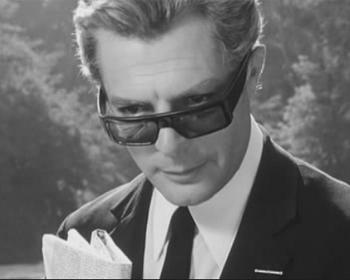 Fellini. Ocho y medio