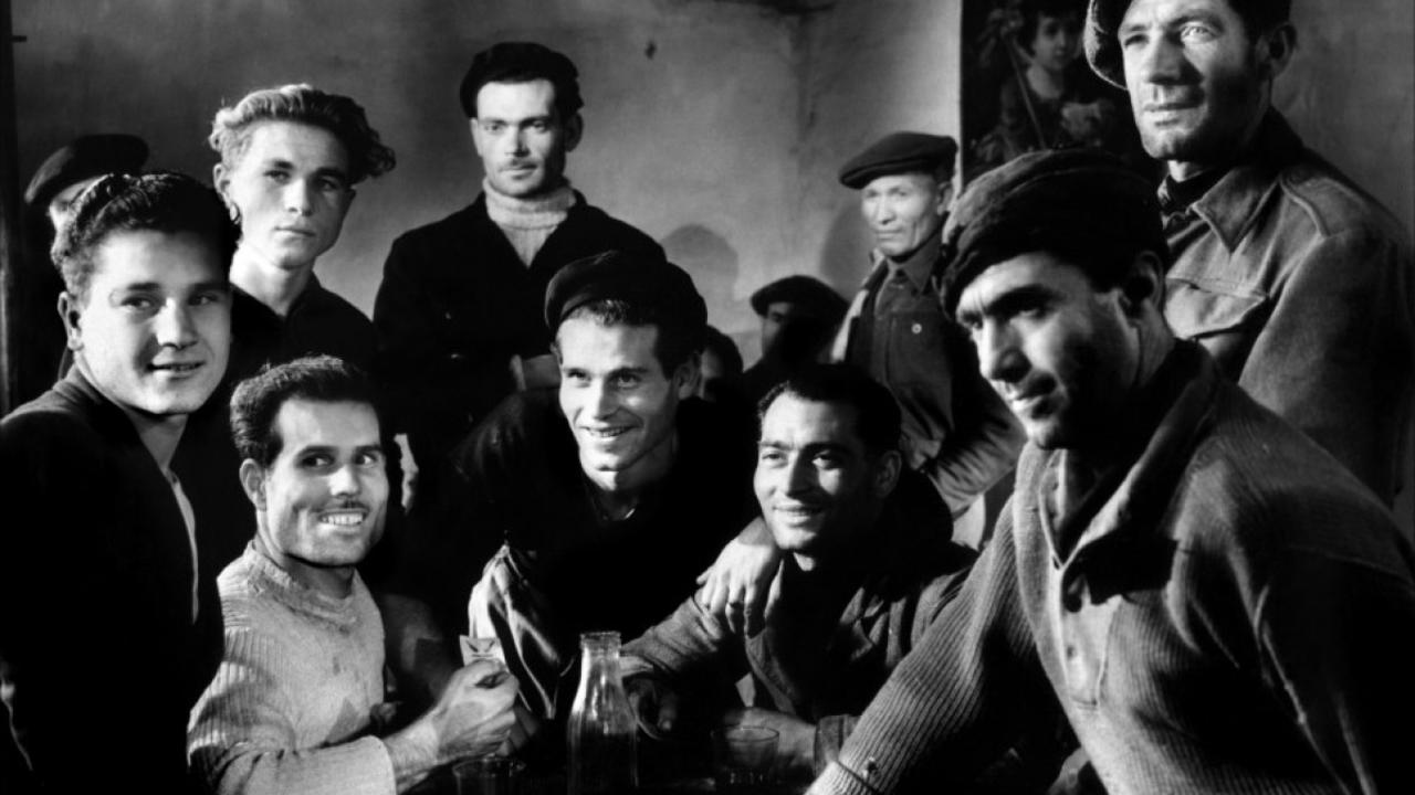Visconti. La terra trema, 1948
