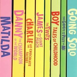 2 de abril Día Internacional del libro infantil. Títulos del escritor Roald Dahl