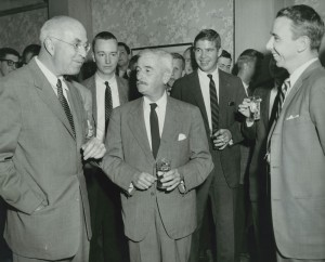 William Faulkner y John Dos Passos