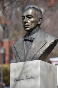 Busto de Sándor Marai en Budapest