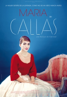 Maria by Callas. Tom Volf