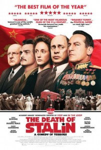 La muerte de Stalin. Armando Iannucci