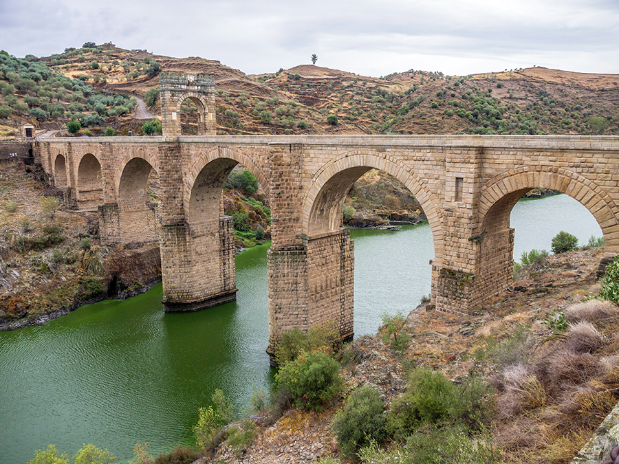 Puente de Alcántara, Cáceres