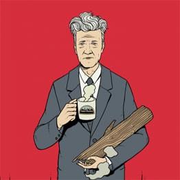Regreso a Twin Peaks. Publicado por errata naturae con motivo del estreno de la nueva temporada de la serie Twin Peaks, de David Lynch