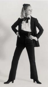 Yves Saint Laurent Primavera-Verano 1966