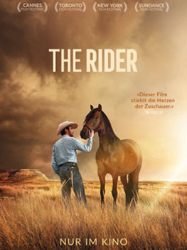 Chloé Zhao. The rider