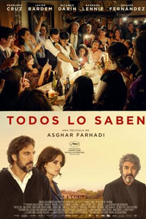 Asghar Farhadi. Todos lo saben