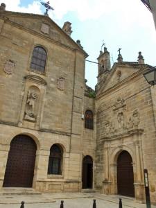 Convento de san Miguel y Museo de San Juan de la Cruz, Úbeda