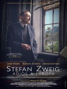 Stefan Zweig. Adiós a Europa
