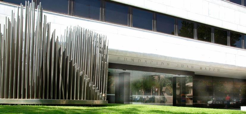Fundación Juan March. Madrid