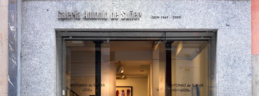 Galería Antonio Suñer. Calle Barquillo 43, Madrid