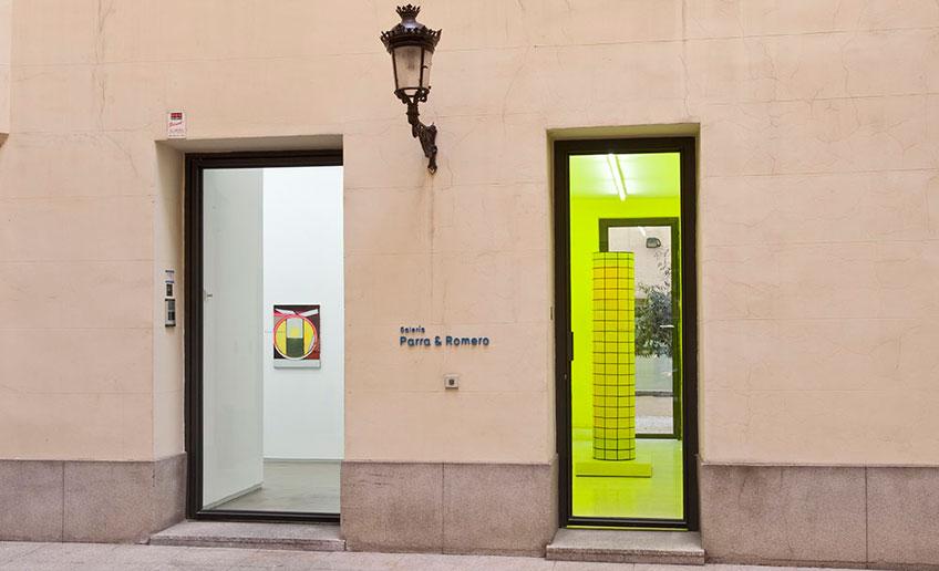Galería Parra & Romero. Claudio Coello 14, Madrid