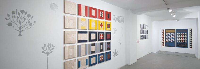 Galerá Sabrina Amrani. Arte del norte de África y Oriente Medio en Madrid