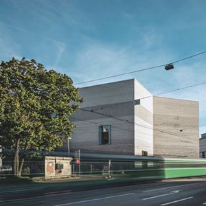 Museos de Suiza. Kunstmuseum Basel. Foto: Julian Salinas