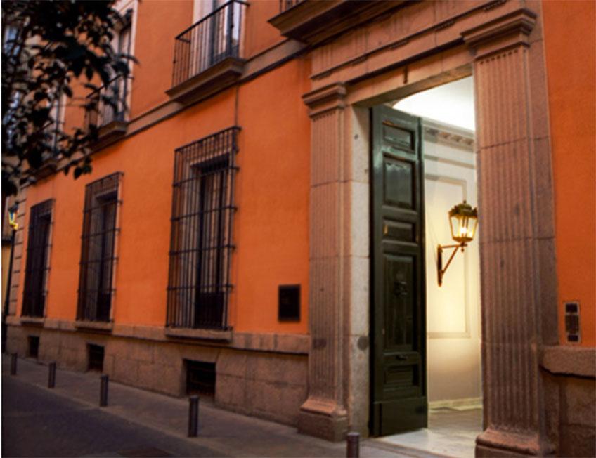 Galería Leandro Navarro Madrid
